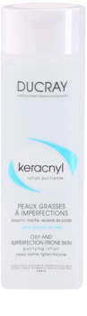Ducray Keracnyl Cleansing Water for Oily and Problematic Skin