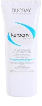 Ducray Keracnyl crema opacizzante per pelli grasse
