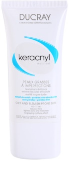 Ducray Keracnyl mattierende Creme für fettige Haut