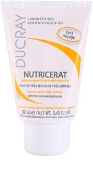 Ducray Nutricerat emulsão nutritiva para pontas duplas