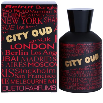 Dueto Parfums City Oud eau de parfum unisex 100 ml