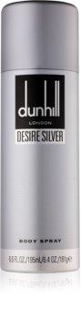 Dunhill Desire Silver telový sprej pre mužov