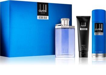 Dunhill Desire Blue zestaw upominkowy VI. dla mężczyzn