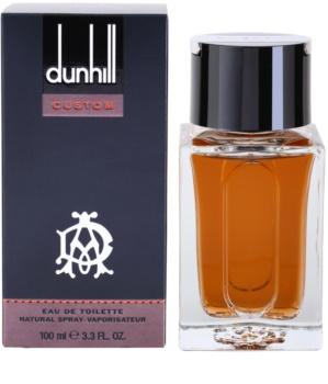 Dunhill Custom eau de toilette para hombre