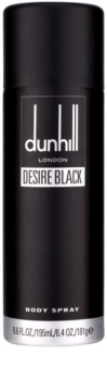 Dunhill Desire Black spray corporal para homens