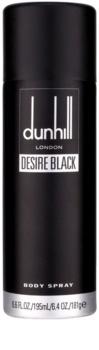Dunhill Desire Black tělový sprej pro muže