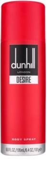 Dunhill Desire telový sprej pre mužov