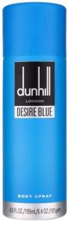Dunhill Desire Blue telový sprej pre mužov