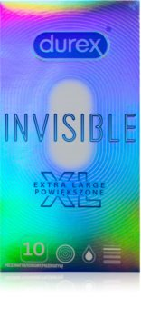 Durex Invisible XL kondomy