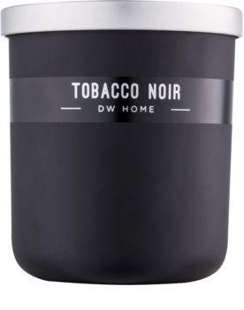 DW Home Tobacco Noir bougie parfumée
