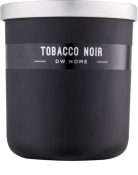 DW Home Tobacco Noir ароматическая свеча