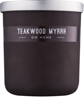 DW Home Teakwood Myrrh vonná svíčka