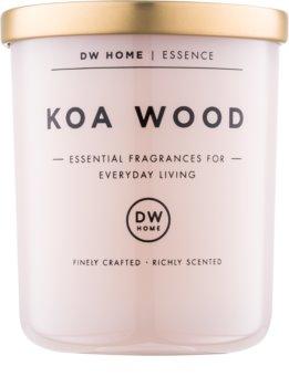 DW Home Koa Wood dišeča sveča