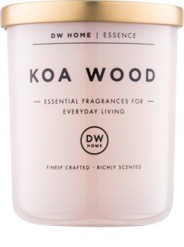 DW Home Koa Wood vonná sviečka