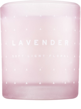 DW Home Lavender scented candle