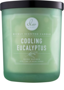 DW Home Cooling Eucalyptus scented candle
