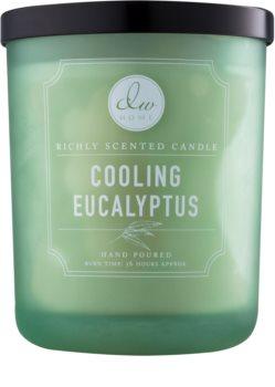 DW Home Cooling Eucalyptus vonná sviečka
