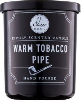 DW Home Warm Tobacco Pipe Tuoksukynttilä