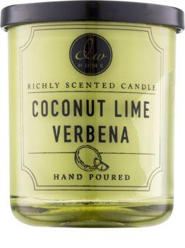 DW Home Coconut Lime Verbena vonná sviečka