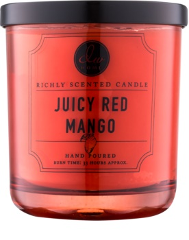 DW Home Juicy Red Mango scented candle