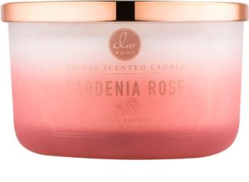 DW Home Gardenia Rose vonná svíčka