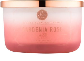 DW Home Gardenia Rose vonná sviečka