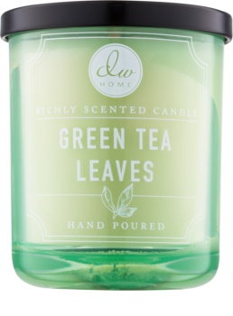 DW Home Green Tea Leaves Scented Candle 113,3 g