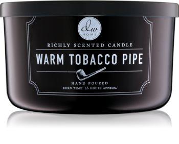 DW Home Warm Tobacco Pipe świeczka zapachowa