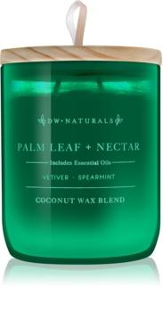 DW Home Palm Leaf + Nectar vonná sviečka