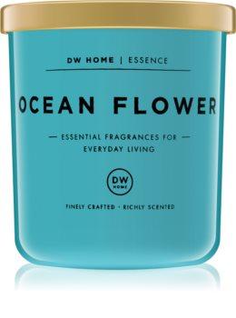 DW Home Ocean Flower geurkaars