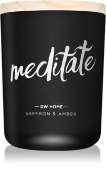 DW Home Meditate Tuoksukynttilä