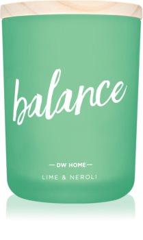 DW Home Balance vonná svíčka