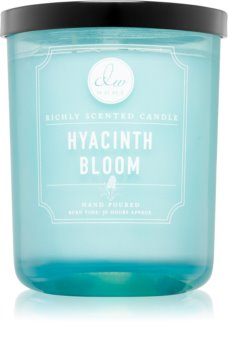 DW Home Hyacinth Bloom scented candle