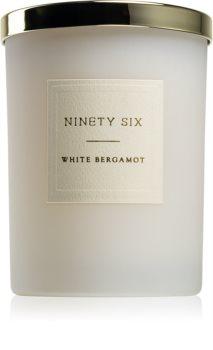 DW Home White Bergamot vonná sviečka