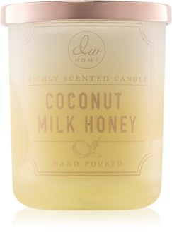 DW Home Coconut Milk Honey Scented Candle 107,73 g