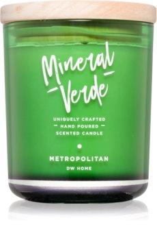 DW Home Mineral Verde bougie parfumée