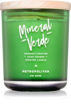 DW Home Mineral Verde vonná sviečka