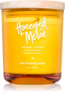 DW Home Honeyed Melon scented candle