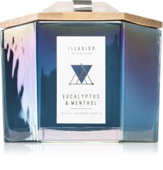 DW Home Illusion Eucalyptus & Menthol bougie parfumée