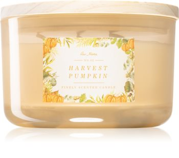 DW Home Harvest Pumpkin scented candle