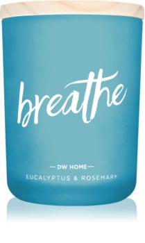 DW Home Breathe bougie parfumée