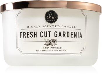 DW Home Fresh Cut Gardenia bougie parfumée I.