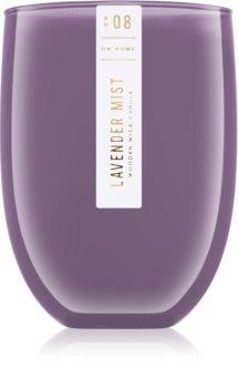 DW Home Lavender Mist vonná svíčka s dřevěným knotem