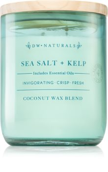 DW Home Sea Salt & Kelp lumânare parfumată