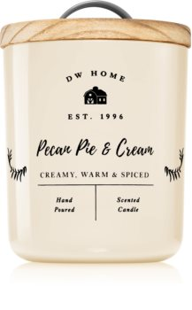 DW Home Farmhouse Pecan Pie & Cream świeczka zapachowa