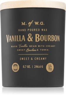 Makers of Wax Goods Vanilla & Bourbon Tuoksukynttilä