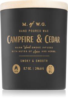Makers of Wax Goods Campfire & Cedar vonná svíčka