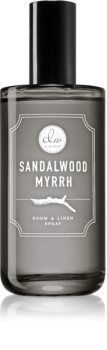 DW Home Sandalwood Myrrh spray lakásba
