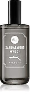 DW Home Sandalwood Myrrh sprej för rummet