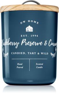 DW Home Farmhouse Blackberry Preserve & Currant Tuoksukynttilä